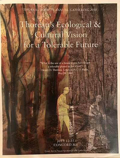 Thoreau Society Annual Gathering 2018